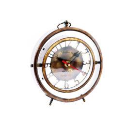8120 2 circles stading clock