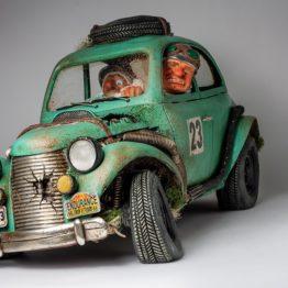 The Rally Car 1