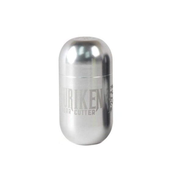 Shuriken Cigar Cutter Silver