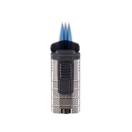 XIKAR TACTICAL TRIPLE JET FLAME LIGHTER1