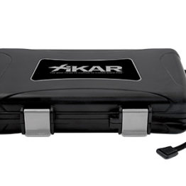 XIKAR Travel Humidors Premium Cigar Protection 205XI