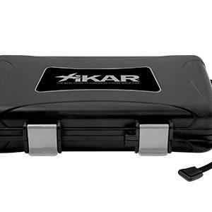 XIKAR Travel Humidors Premium Cigar Protection 205XI