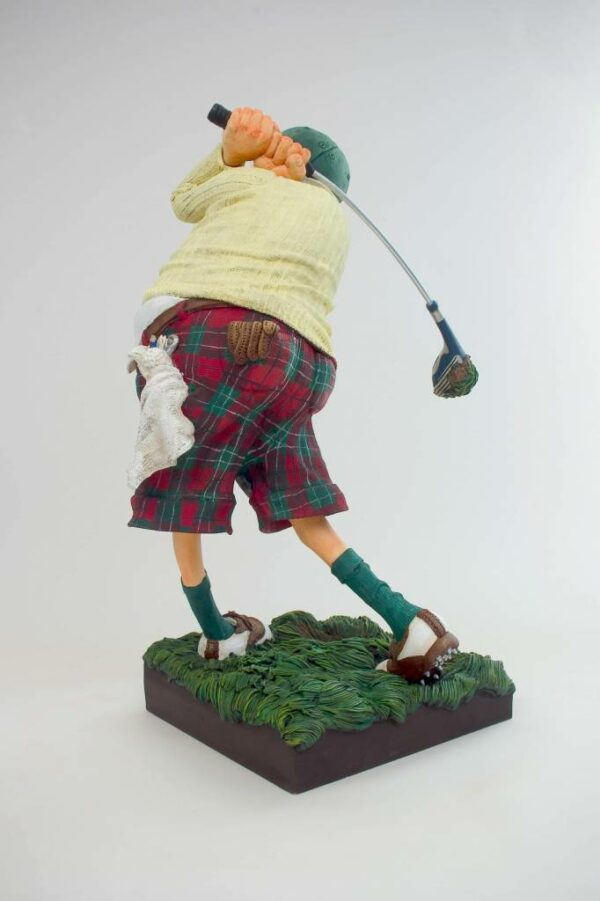 Golfer Fore 2