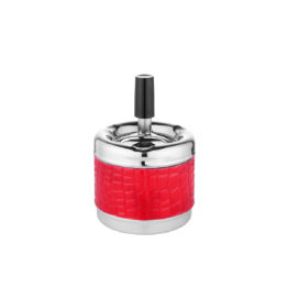 400602 Ashtray Red Angelo