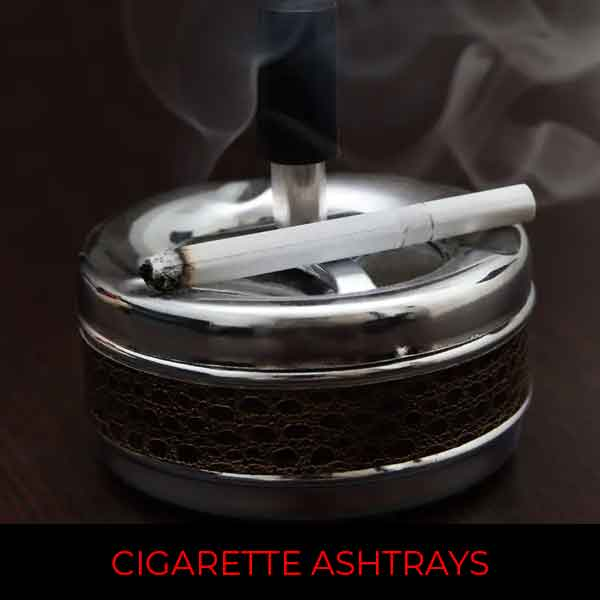 Cigarette-Ashtrays