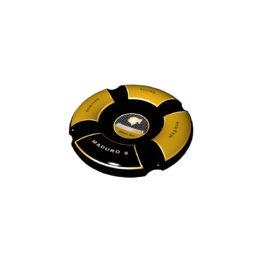 5039 CBA128 Cohiba Classic Black and Yellow Ashtray