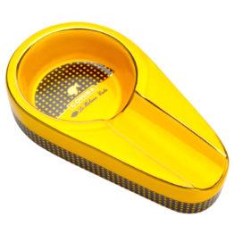 8050 Cohiba Ashtray Yellow