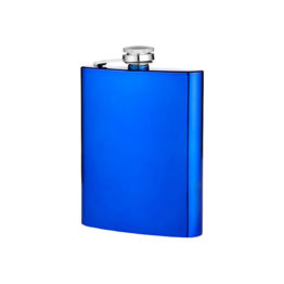 Hip Flask Angelo Blue