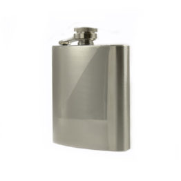 Hip Flask Angelo Wooden Box