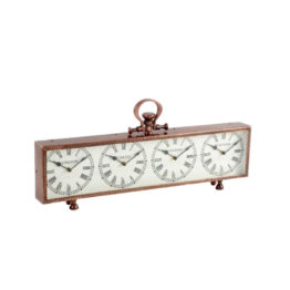 48007T World Clock For Table