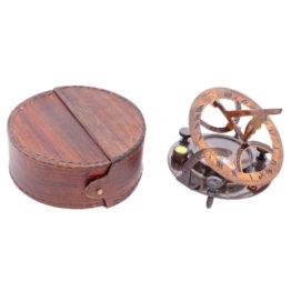 52567 compass sundial bag