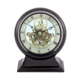 55282 Clock Bronze Skeleton 1