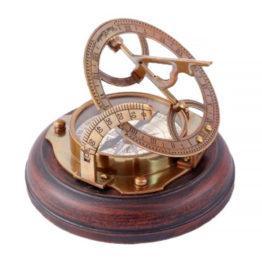 55523T Compass Sundial