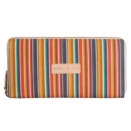 4748 Jekyll and Hide Purse Graphic Vintage Strip 4303GRVS