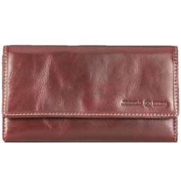 7585 Jekyll and Hide Oxford Coffee Purse 6114OXCOG