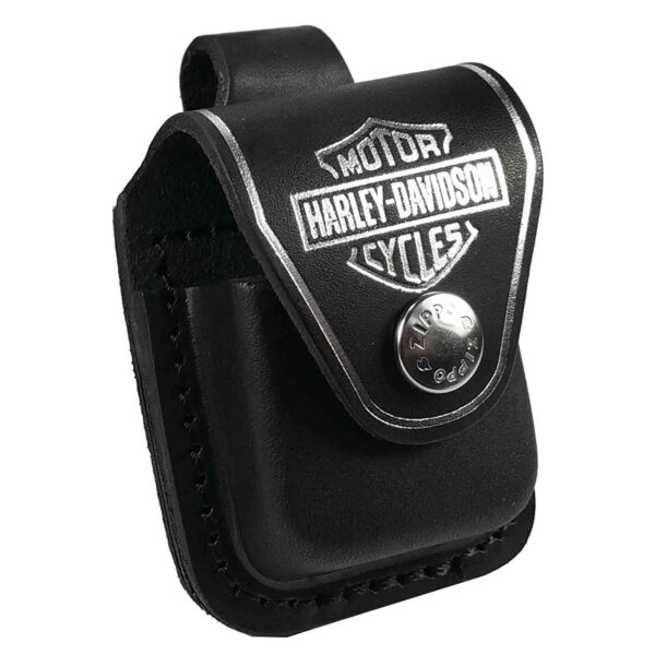 6010 H D Pouch Motor Harley Davidson Cycles Gift Set pouch