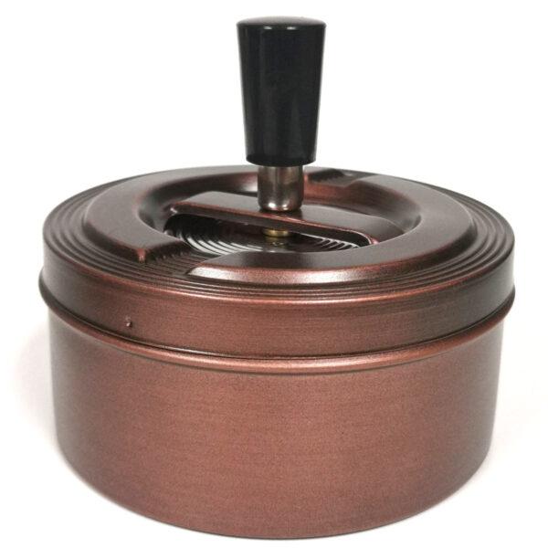 8998 Spinning Ashtray 11cm
