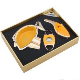 9153 Cohiba Ashtray Cutter Lighter Gift Set